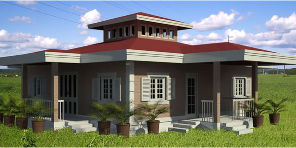 30 x 30 Vastu home 007 house plans